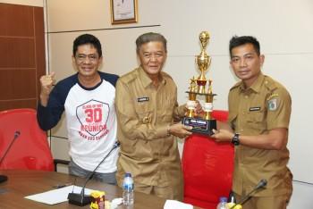 Juara 3, Wabup Puji Prestasi LDN Bekoso