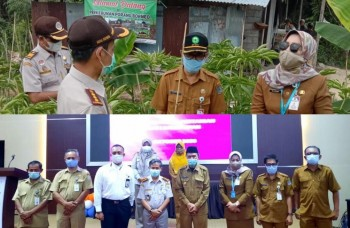 Pemkab Paser Jajaki Pemrosesan SBW & Pengembangan Porang