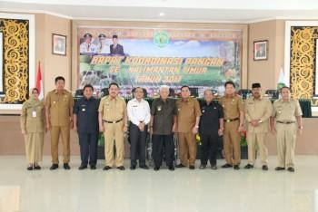 Gubernur Kaltim Sanggupi Undangan Bupati Paser untuk Hadir di Panen Jagung