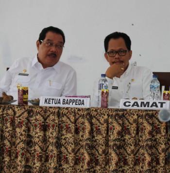 1 Maret Rapat FG SKPD,  15 Maret Musrembang Kabupaten