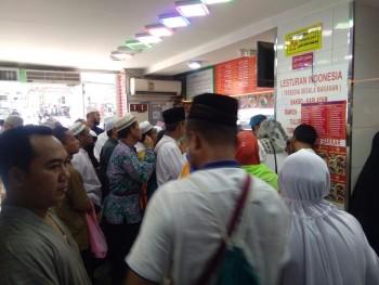 Ketua TPHD Paser : Jamaah Calon Haji Tidak Ada Yang Kelaparan