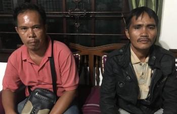 Tokoh Masyarakat Muara Lambakan senang bisa ikuti orientasi ke Bendungan Jati Gede Jawa Barat