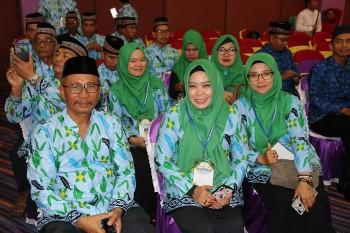 Malam Ta'aruf, Paser di Pimpin Wakil Pimpinan Kafilah