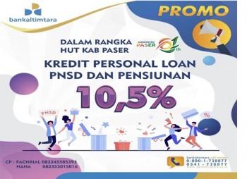 Promo Bankaltimtara Berlanjut