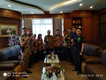 IKAPTK Paser Gelar Silaturahmi Kekediaman Senior