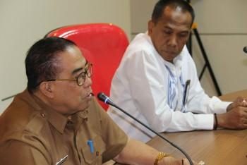 Wabup Sampaikan Jalan Lintas Provinsi Sudah Mulus Tak Izin Ada Aktifitas Lebihi Tonase  & Harapkan Warga Jaga Jalan