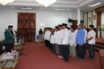 Masjid Agung Nurul Falah Simbol Reliji Kabupaten Paser