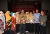 Pembukaan Lomba KADARKUM di Jakarta