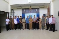 Kunjungan BNK Paser ke BNNP Kalimantan Timur