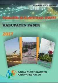 Indikator Kesejahteraan Rakyat Kabupaten Paser 2017