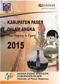 Kabupaten Paser Dalam Angka 2015