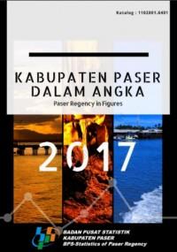 Kabupaten Paser Dalam Angka 2017