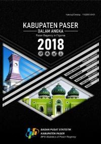 Kabupaten Paser Dalam Angka 2018