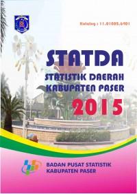 Statistik Daerah Kabupaten Paser 2015