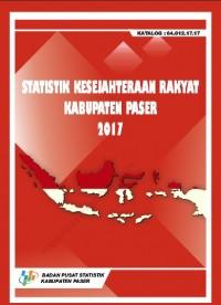 Statistik Kesejahteraan Rakyat Kabupaten Paser 2017