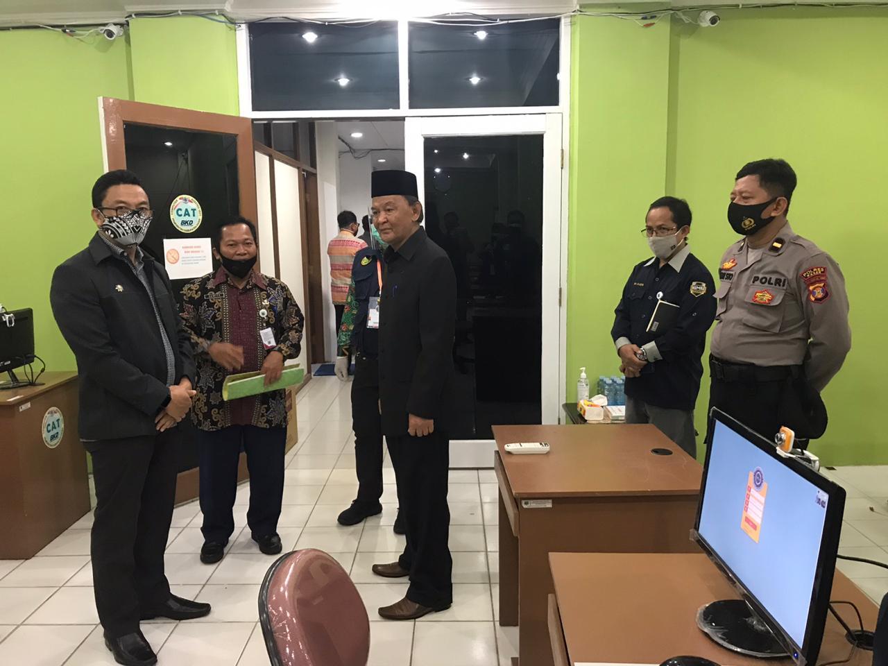 Dibuka Wakil Bupati Paser, SKB CPNS Pemkab Paser Formasi 2019 Dimulai Hari Ini