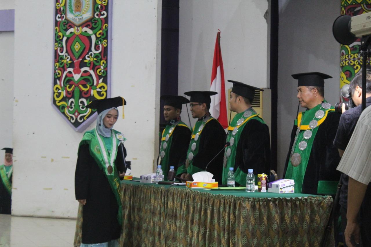 STIT Ibnu Rusyd Wisuda Sarjana Pendidikan Islam