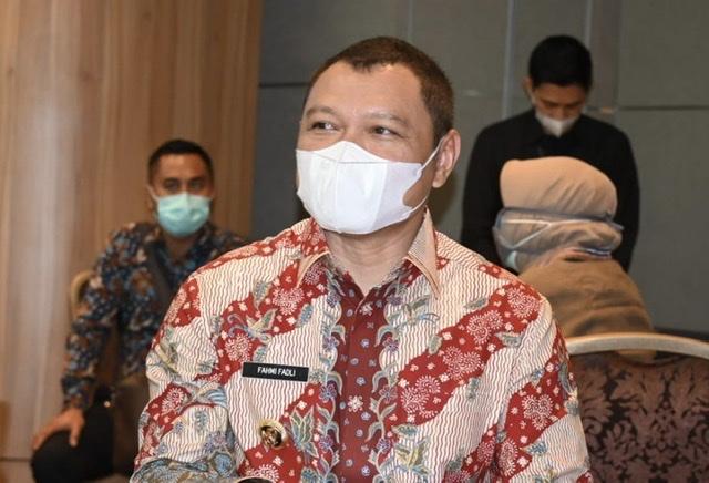 Bupati Fahmi: Pemberlakuan  Tersebut  Selaras Kebijakan Pemerintah Provinsi & Pusat