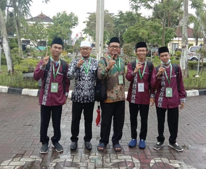 Tim Fahmil Quran Paser Berjaya di Bontang