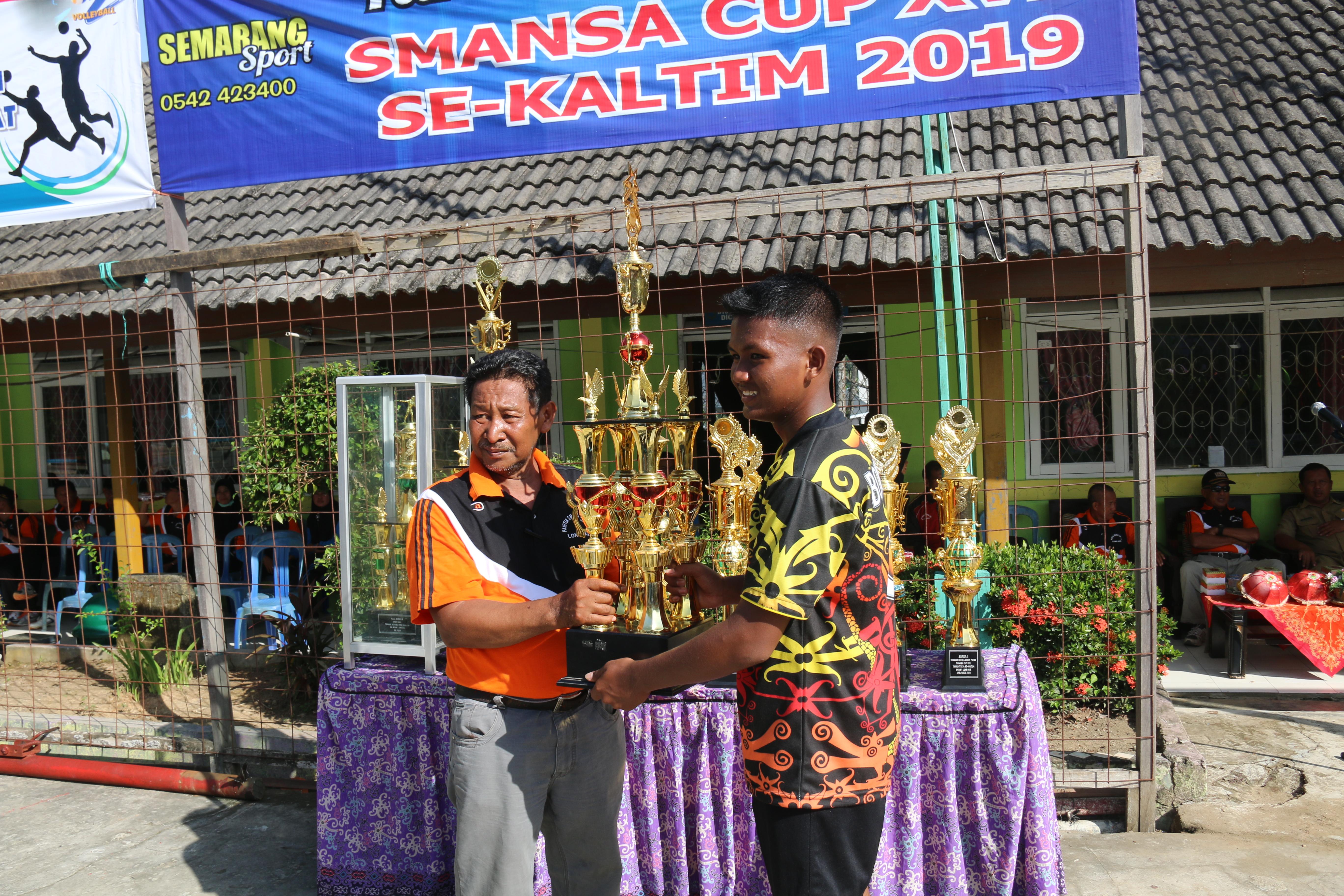 Smansa Cup ke XVII se Kaltim, Menuju Prestasi dan Jalin Silaturahmi