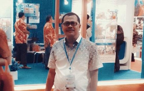 Arifin Jabatan Kabag Protokol & Kompi