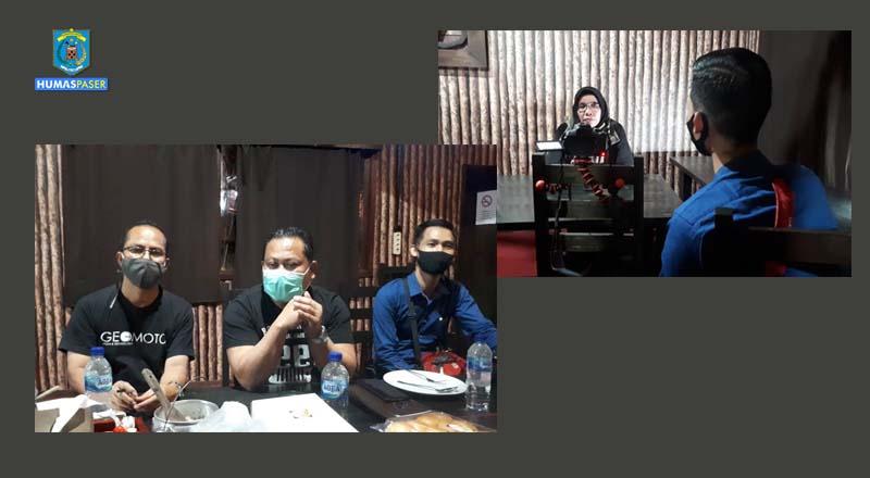 Alumni Pelatihan BBPLK Medan Buka Usaha Mandiri di Paser