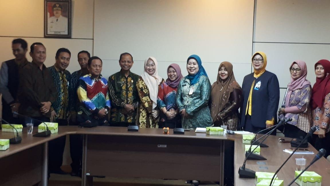 Belajar Pinjaman Daerah ke PPU, DPRD Tabalong Mampir di Paser