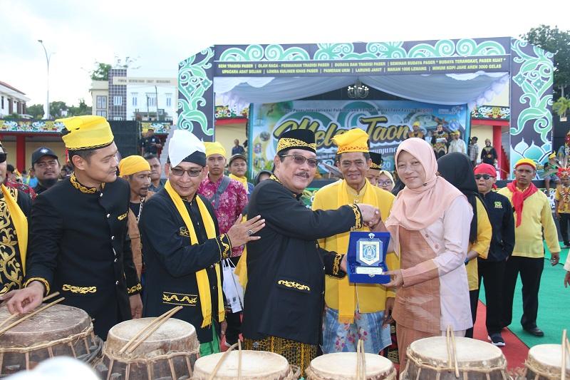 Festival Budaya   Melas Taon  Masuk Promosi Wonderfull Indonesian