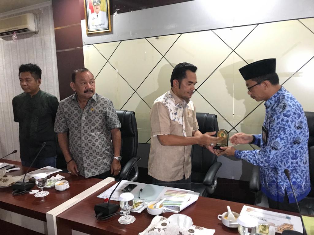 Terima  Komisi III DPRD Kaltim, Arif  Akui Masih Banyak Pekerjaan Rumah Maupun Tuntutan Masyarakat yang Belum Bisa di Tuntaskan