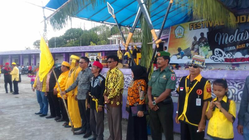Arief Rahman: Bahasa Paser Jangan Sampai Punah