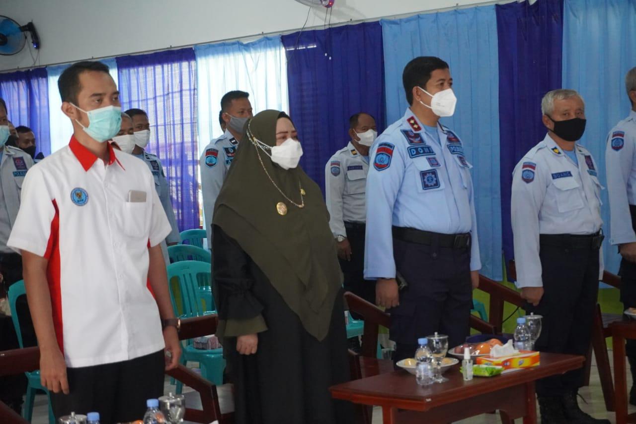 Delapan Desa Kategori  Rawan Narkoba, Sayangi Keluarga Jauhi Narkoba