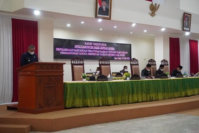 Bupati Fahmi Tegaskan Perjalanan Dinas Harus Digunakan Meningkatkan Pendapatan & Mendukung Prioritas Pembangunan Daerah