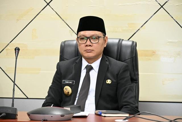 Bupati Fahmi Ingatkan Masa Kerja Sekarang Kurang dari 4 Tahun