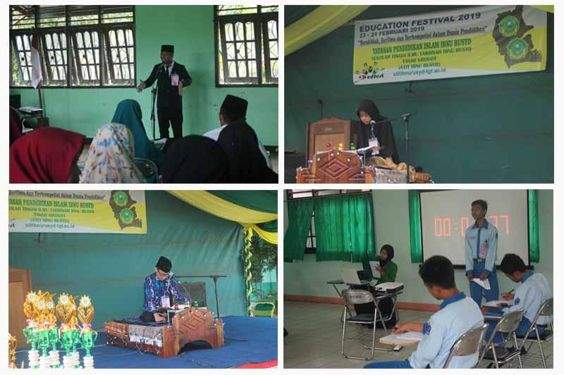STIT Ibnu Rusyd Adakan Festival Pendidikan 2019