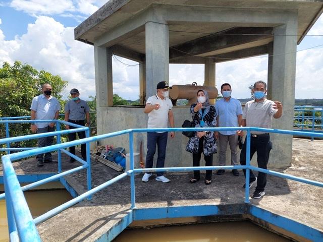Bupati Fahmi Minta Inovasi Baru Dalam Pelayanan Sehingga Warga Tidak Berteriak Kekurangan Air