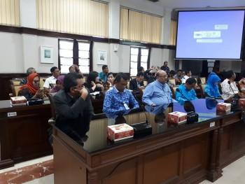 Humas Paser Belajar Banyak dari Humas Kota Surabaya