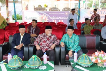 Azhar Bahrudin Pimpin Muhammadiyah Paser