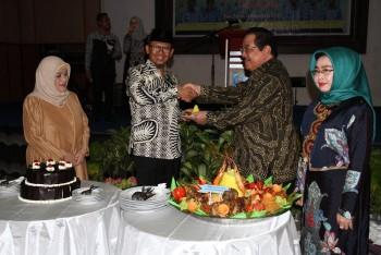 Bupati Sampaikan Terima Kasih & Penghargaan Atas Pengabdian AS Fathur Rahman