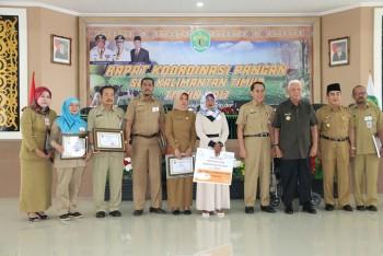 Dinas Perikanan Raih Tujuh Penghargaan