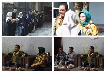 Setelah Malang, Bupati Kembali Kunjungi Asrama Mahasiswa Yogyakarta
