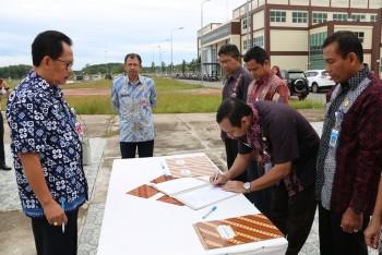 Bappeda Laksanakan Perjanjian Kinerja Pejabat