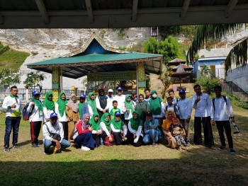 Kafilah Paser Pilih Berwisata ke Kasungai