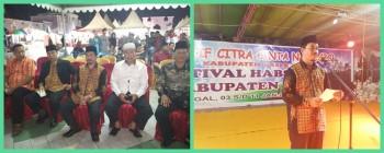 Muksin Buka Festival Habsy se-Kabupaten Paser