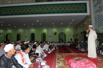 Ribuan Warga Hadiri Mualid Nabi Muhammad SAW