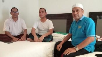 Hasan Target Juara I di MTQ Bontang
