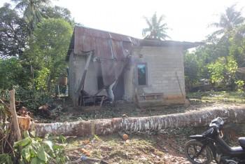 46 Rumah Rusak & Sejumlah Warga Luka Ringan Akibat Angin Puting Beliung