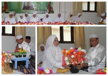 Tandai Berakhirnya Tadarus, Inspektorat Khatam Al Quran