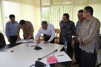 Pengembangan Smart City Tanjung Harapan Dimulai 2018 PT Krakatau Engineering Tandatangani Letter of Intent