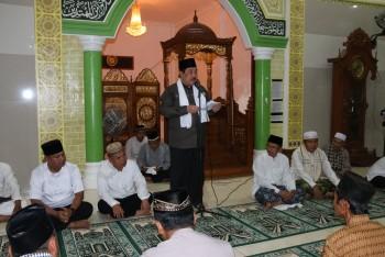 Bupati : Safari Ramadhan Momentum yang Sangat Penting