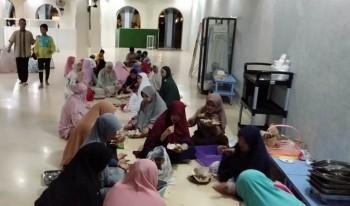 Masjid Syuhada Siapkan Buka Puasa Setiap Senin dan Kamis